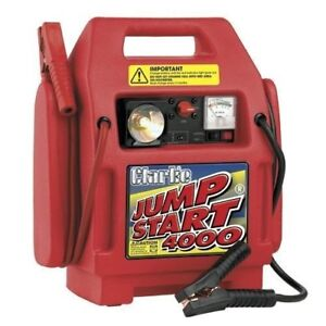 Clarke Heavy Duty Jump Start 4000 6240030