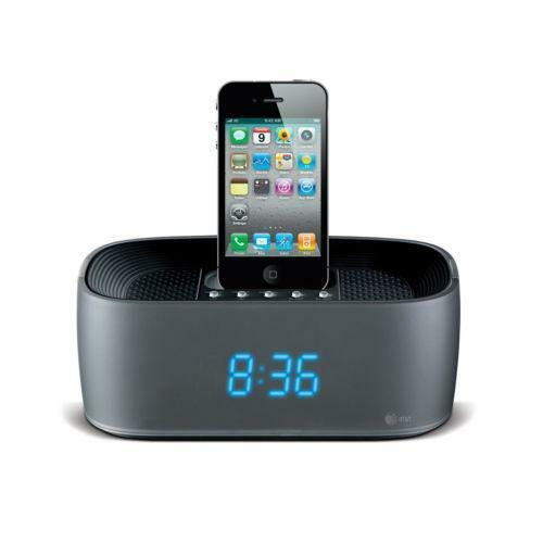 ipod docking station ebay. Black Bedroom Furniture Sets. Home Design Ideas