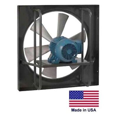 Exhaust Fan - Commercial - Explosion Proof - 30 - 13 Hp - 115230v - 3950 Cfm