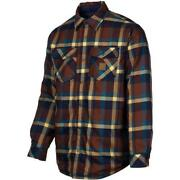 Insulated Flannel Shirt