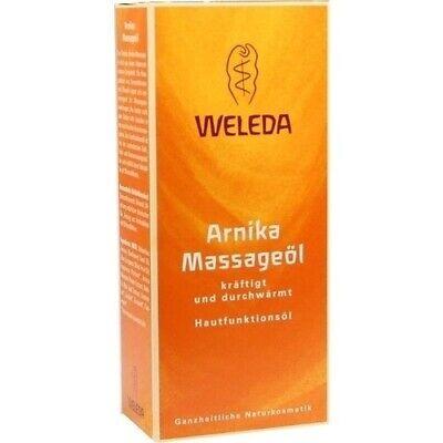 WELEDA Arnika Massageöl 200 ml 00357995 WELEDA