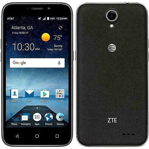 Android Phone - ZTE Maven 3 GSM 4G LTE Unlocked Phone+ Free 3 Months Service Plan