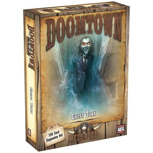 Doomtown Reloaded: Saddlebag 9 Expansion : Ghost Town - New