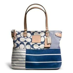 New Coach Patchwork Handbags