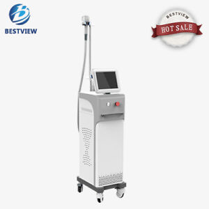 Three 755nm+808nm+1064nm Diode Laser Hair Removal Machine