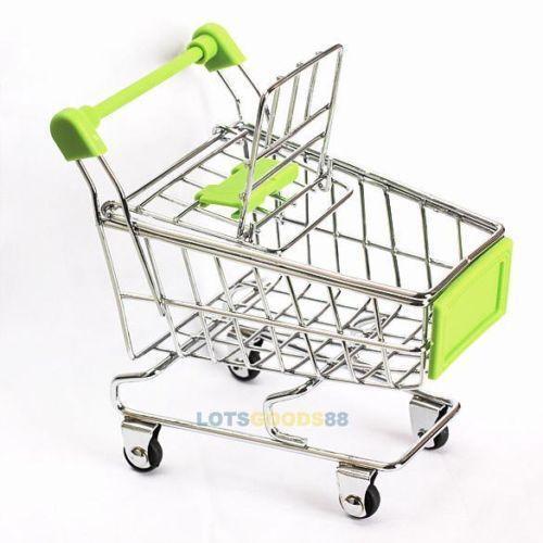 Mini Shopping Cart Ebay