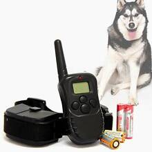 2 Dog REMOTE Anti Bark Collar STOP BARKING LCD Electric NEW Dandenong South Greater Dandenong Preview
