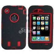 iPhone 3GS Black Silicone Case