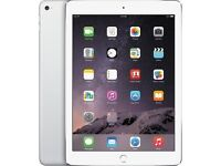 Brand new and sealed in a box, iPad air 2 white and silver, Cellular locked Vodafone