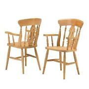 Fiddle Back Chairs