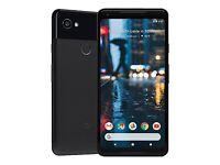 Google Pixel 2 XL 128GB Just Black (New & Unlocked)