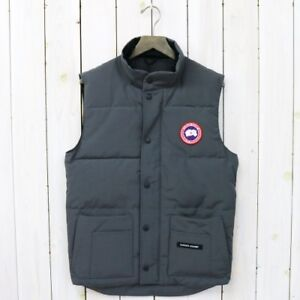 Canada Goose - Grey Freestyle Vest ( Mens Medium )