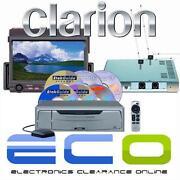 Clarion SAT Nav