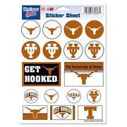 Texas Longhorns Decal