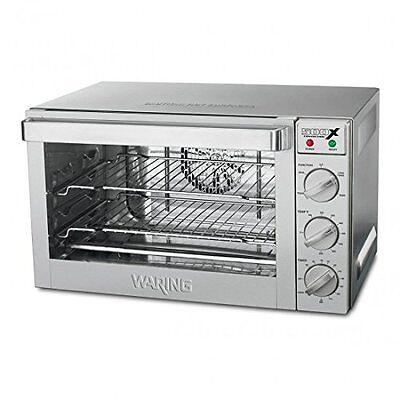 Waring Wco500x Commercial 12 Size Convection Oven 120 Volt Wco500