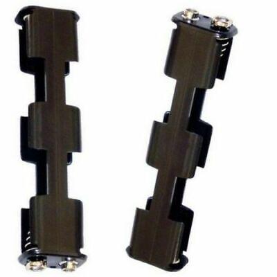 2 Each Garrett Aa Battery Holder For Gta Gtax Gtx Gtp Gti Metal Detector