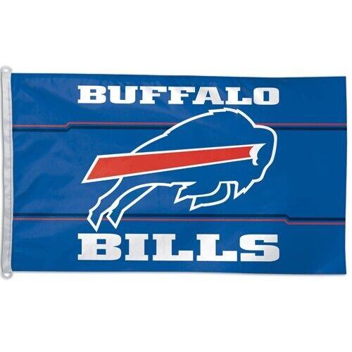 Buffalo Bills 3x5 Banner Flag NFL Football Team Sports Fan D