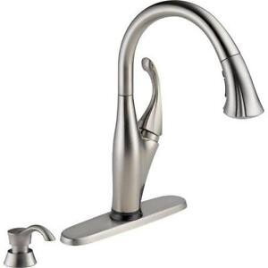 Delta Touch Kitchen Faucets