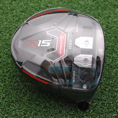 TaylorMade Golf - R15 Black TP 14º - Driver Head Only - NEW, used for sale  Shipping to India