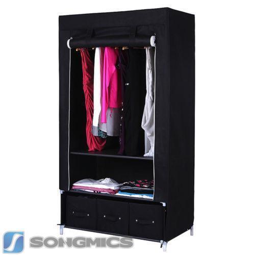 Faltschrank kleiderschrank ebay - Kleiderschrank stoff poco ...