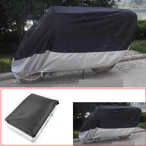 UV-Protector-Waterproof-Outdoor-Motorbike-Rain-Dust-Bike-Motorcycle-Cover-XXL