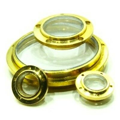 porthole for ship and boats: version with bolt holes