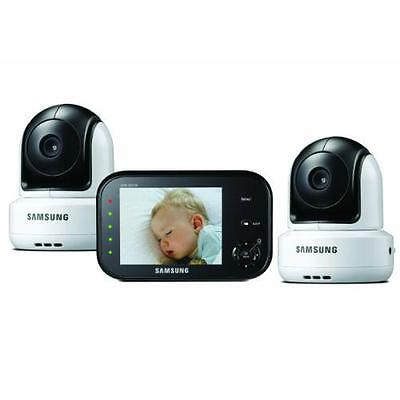 Samsung SafeVIEW 2- Camera Baby Monitoring System(SEW-3037W)
