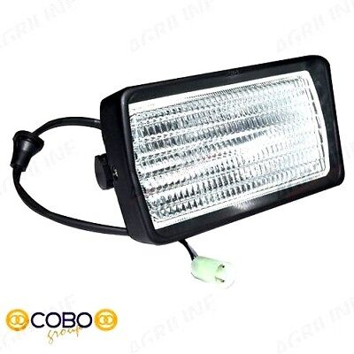 Cab Roof Work Light Lh Fits Ford 5610 6410 6610 6810 7610 7810 8210 Tractors