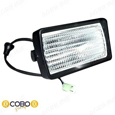 Cab Roof Work Light Lh For Ford Tw15 Tw25 Tw35 8630 8730 8830 Tractors