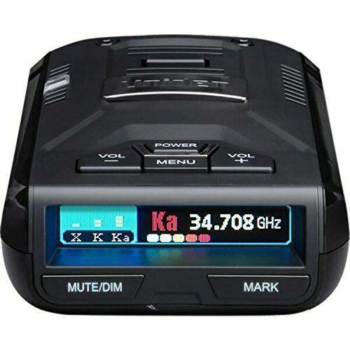 Uniden R3 Extreme Radar Detector w/GPS, Voice Alert, New