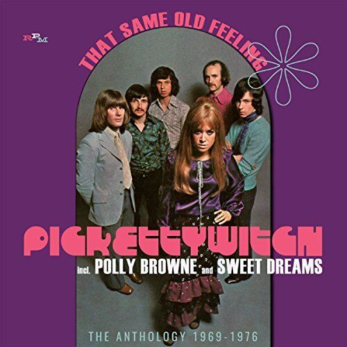 THAT SAME OLD FEELING THE ANT - PICKETTYWITCH INCL POLLY BROW [CD]