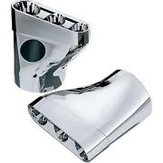 Chrome Exhaust Extensions