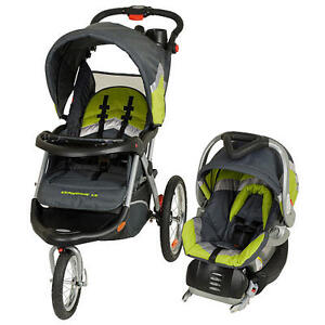 Baby Trend Expedition ELX Travel System Stroller