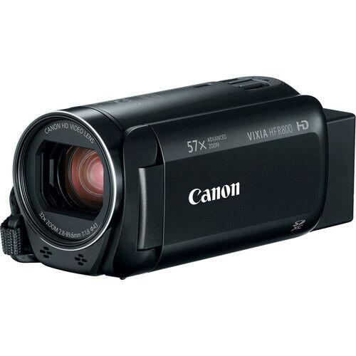 Canon VIXIA HF R800 Camcorder Video Camera (Black) 1960C002 BRAND NEW
