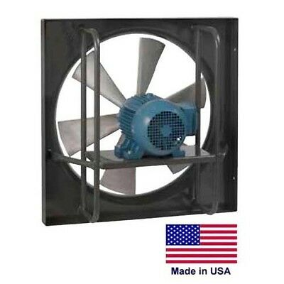 24 Exhaust Fan - Explosion Proof - 34 Hp - 230460v - 6875 Cfm - Commercial