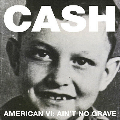 Johnny Cash   American Vi  Aint No Grave  New Cd  Digipack Packaging