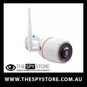 outdoor fisheye security camera wifi 1080P