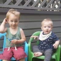 Nanny Wanted - Looking for Nanny to care for two boys aged 1.5 a