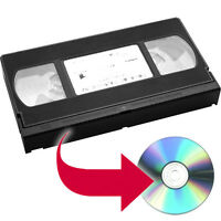 transfert cassette video sur dvd