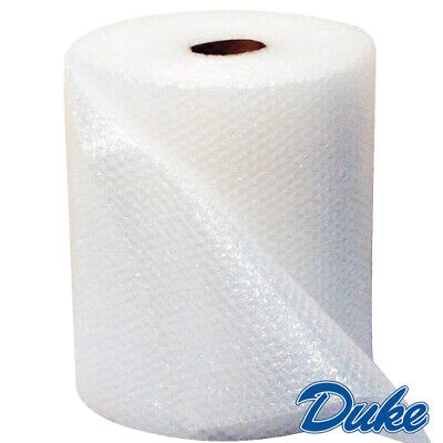 100m (1 Full Roll) x 500mm/50cm Wide SMALL BUBBLE WRAP ROLLS Value Moving Move