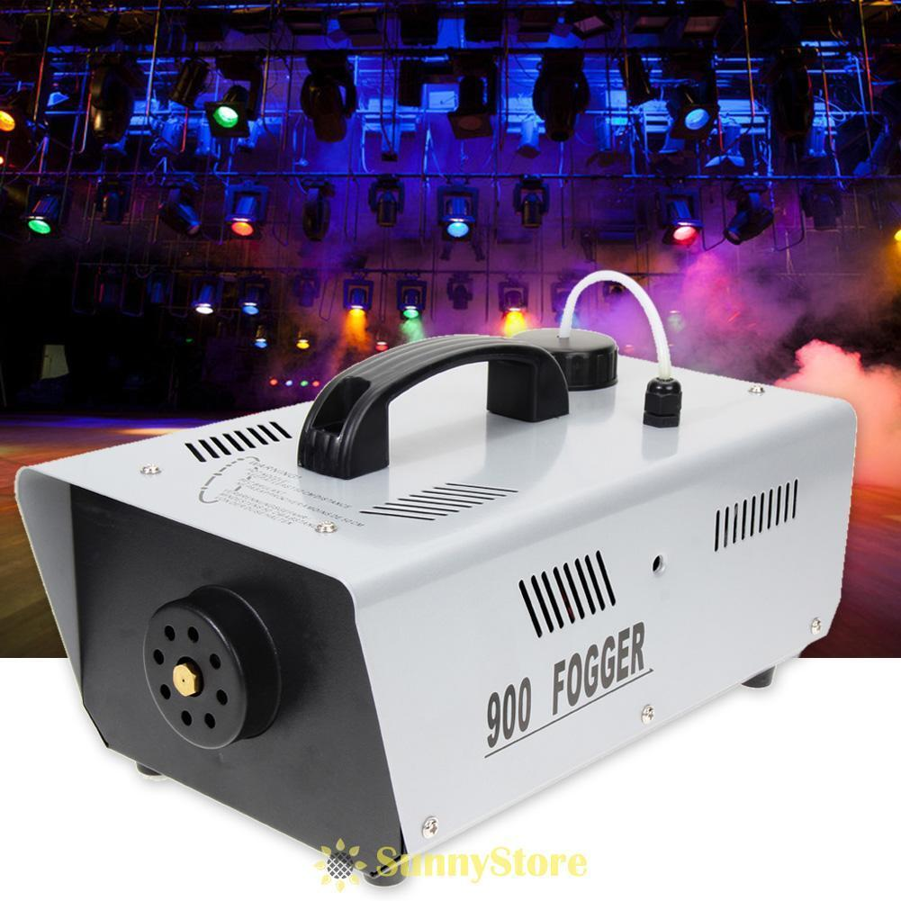 900w Wireless Remote Smoke Mist Fog Effect Machine Mounted for Disco Party Club