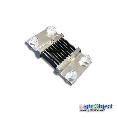 1000a 75mv Dc Current Shunt Good For Digital Analog Meter