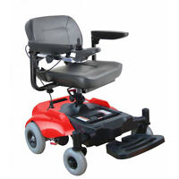 CHA CHA FOLDING SCOOTER CHAIR - NEW UNIT