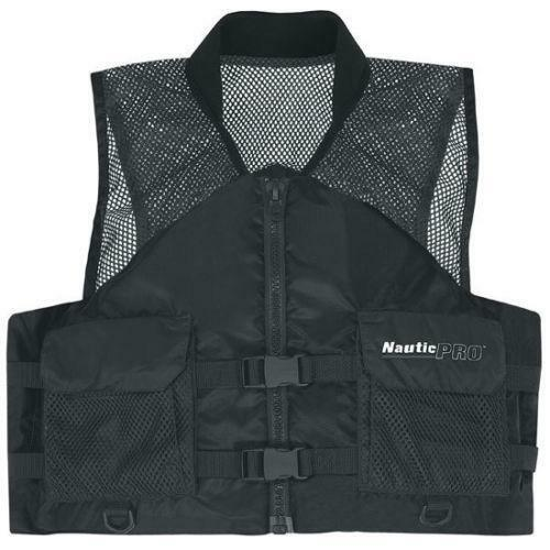 Fishing life jacket ebay for Inflatable fishing vest