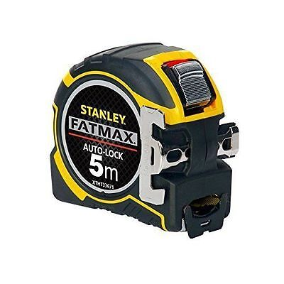 Stanley XTHT0-33671 Fatmax Autolock Tape Measure  5m Metre Metric Only New