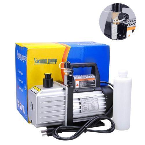 2 Stage Vacuum Pump Ebay