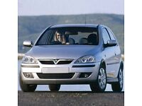 2001 - 2006 VAUXHALL CORSA C BREAKING FOR PARTS