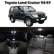 1997 Toyota Land Cruiser Parts