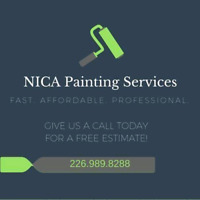 Professional Painting Services - Free Estimates!