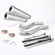 Ducati S4R Exhaust